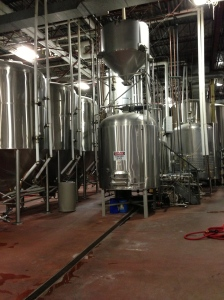 The Beer Tuns, Terrapin Brewery, Athens, Georgia